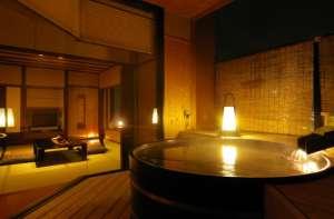露付和室お風呂