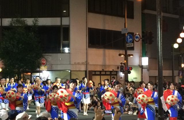2016年山形花笠まつり開催!