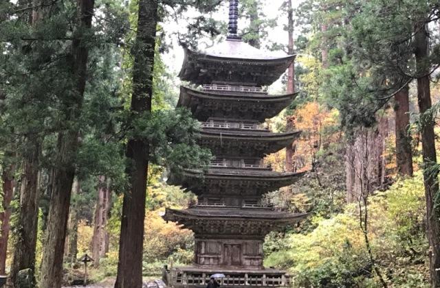 出羽三山神社~東の奥参り~