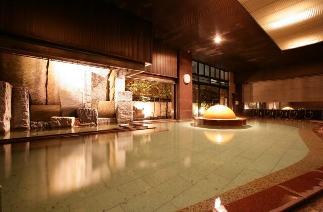 【日帰り温泉】天童温泉滝の湯に日帰り入浴(11:30~14:30までOK)