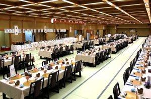 日本酒コーナー、屋台コーナーを特設!