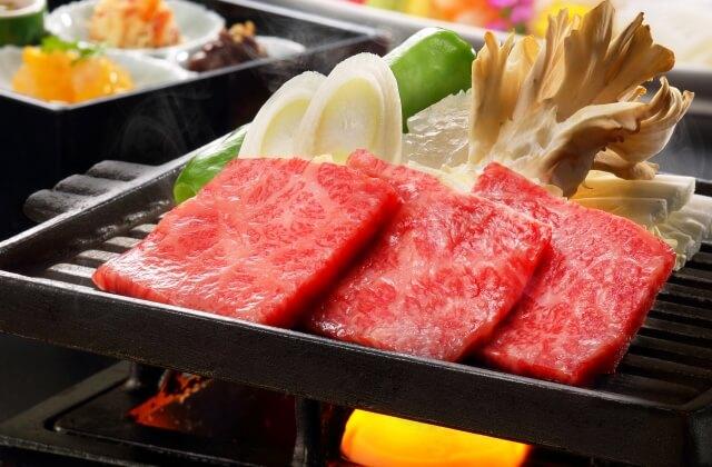 ≪6月なので赤いダイヤモンド&赤いルビーを味わう!?≫ 今が旬♪伝統野菜『月山筍』・山形の『さくらんぼ60g』×山形牛付き和会席
