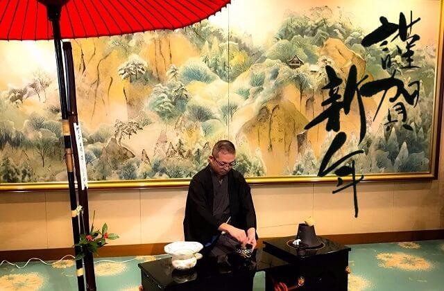 【2019年→2020年】滝の湯で過ごす日本のお正月。年末年始限定のお献立でおもてなし♪