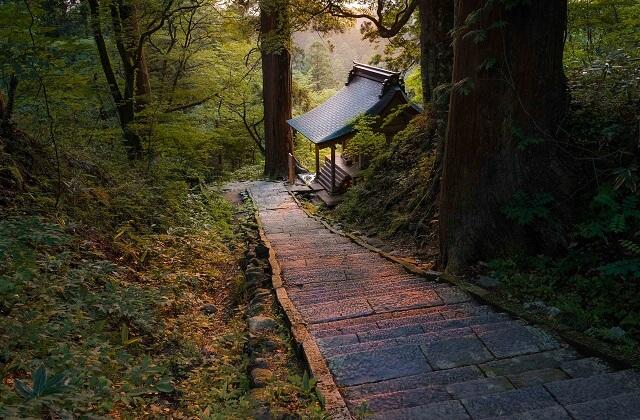 【羽黒山デイトリップ付き】天童温泉を起点に神秘に包まれた羽黒山を満喫♪