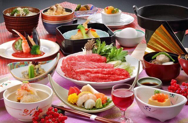 山形SAKE宴会!多彩な12品『たのし膳』♪